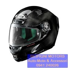 Casco Helmet Integrale X-803 Ultra Carbon Puro Fibra di Carbonio X-lite Size L