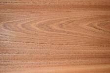 Crown Cut Sapele Raw Wood Veneer Sheets 11 x 45 inches 1/42nd r7629-14