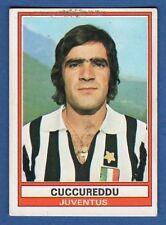 FIGURINA CALCIATORI PANINI 1973/74 - RECUPERO - N.171 CUCCUREDDU - JUVENTUS