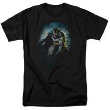 Batman T-shirt DC Comics The Dark Knight Superhero Graphic Tee BM1891
