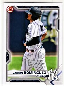 2018-21 BOWMAN TOPPS NEW YORK YANKEES PICK YOUR CARD VARIATION LISTING DOMINGUEZ