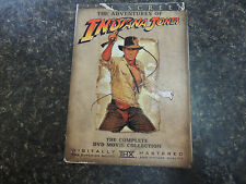 The Adventures of Indiana Jones : The Complete DVD Movie Collection : FullScreen