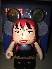 "Mary Jane Watson Black Shirt VARIANT 3"" Vinylmation Marvel Series #2 Spiderman"