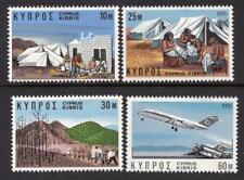 Cyprus MNH 1976 SG455-58 Economic Reactivation