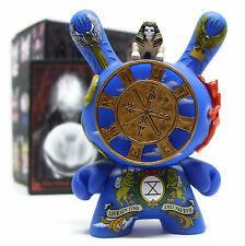 Kidrobot ARCANE DIVINATION Dunny Series THE WHEEL OF FORTUNE JRyu Vinyl Figure