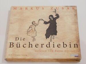 Hörbuch von Markus Zusak: Die Bücherdiebin - 6 CDs