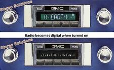 1964-1966 GMC Truck NEW USA-630 II* 300 watt AM FM Stereo Radio iPod, USB, Aux