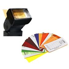 Godox Cf-07 7 Colors 35pcs Universal GEL Filter Kit for Speedlite Flash Velcro