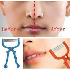 Fashion Beauty Face Facial Hair Spring Remover Threading Epilator Tool Handheld