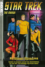 Star Trek: v. 1:  Shinsei/Shinsei by Chris Dows 2007 TokyoPop Manga English
