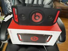 Apple Beats by Dr. Dre Beatbox Portable Bluetooth Speaker - Black/Red