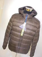 "Piumino Uomo ""SHOP ART ""REVERSIBILE - Jacket Men - ART.0798 Col.Marrone - 75%"