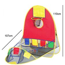 Tent House Outdoor Kids Play Sports Ball Pool Toy Ocean Children Toys Pit Sport