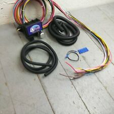 1967 - 1972 Chevrolet C10 C15 Rear Coil Truck Wire Fuse Block Upgrade Kit