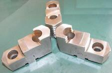 slot and tenon hard reversible top jaws to suit HDC, Toolmex Bison