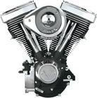 S&S Engine, V80, Super E, Super Stock Ignition, 508 Cam, WBlack, Harley EVO