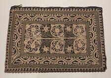RARE Antique Vintage 1920's Kirness Sisters Clutch Bag Handbag Judaica 30s deco