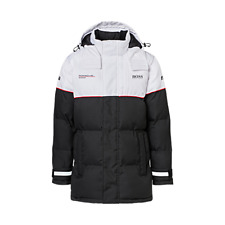Porsche Driver's Selection Unisex Quilted Winter Jacket- Motorsport Collection