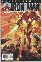 The Invincible Iron Man #45 : Marvel comics : October 2001