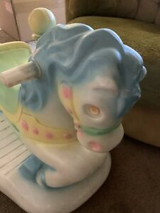 Vintage Flexible Flyer Carousel Rocking Horse Made in USA