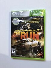 Need for Speed: The Run (Microsoft Xbox 360, 2007) New Sealed Free Shipping