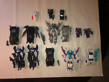 Hasbro And Takara Transformers Vehicon Lot All Molds Including Botcon Pirates