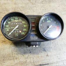 BMW R 80/7, R 80 RT cockpit  Cockpit W=773