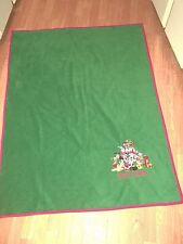 Disney Mickey & Friends Happy Holidays Tree Blanket 53 X 40