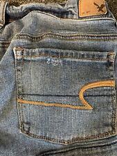 American Eagle shortie size 6 women's jean shorts