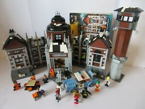 LEGO The Batman Movie (70912) ARKHAM ASYLUM 100% Complete with Instructions