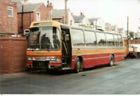 Colour Photograph of Maun Coaches Ltd. of Mansfield - TPD 30S ex. London Country