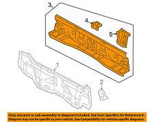 TOYOTA OEM 06-12 RAV4 Rear Body-Outer Panel 583020R011