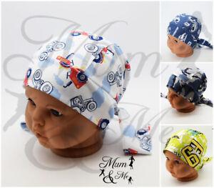 Kids Boys Toddler Head Scarf Summer Hat Adjustable Headband Bandana Hat Cap SUN