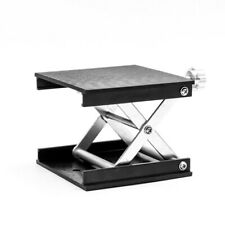 New Listingaluminum Router Lift Table Platform Woodworking Engraving Lab Lifting Stand Rack