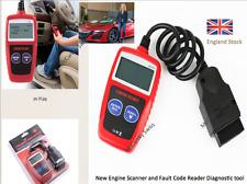 Ford Kia Coche códigos de avería OBD OBD2 lector escáner de diagnóstico puede EOBD