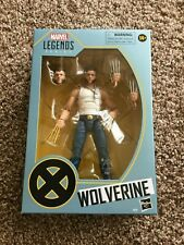 "Marvel Legends Wolverine Logan 6"" Action Figure Amazon Exclusive Hugh Jackman"