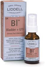 Bladder + UTI, Liddell Homeopathic, 1 oz