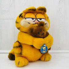 "Vintage Dakin Garfield the Cat 10.5"" Plush Pooky"