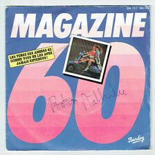 MAGAZINE 60 Vinyle 45T 13 HITS DES ANNEES 60 - SHERRY BABY Vespa BARCLAY 100125