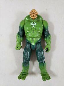 "2011 Mattel DC Comics ""Kilowog"" Action Figure 4 inch scale Green Lantern Movie"