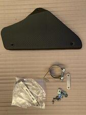 NEW HONDA CBR 1000 RR ABS LeoVince OEM CARBON Exhaust Filler Panel Shield Cover