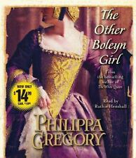 The Other Boleyn Girl by Philippa Gregory (2009, CD, Abridged)