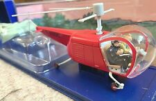 ATLAS TINTIN CAR # 48 Red Helicopter Calculus Affair Herge model car 1/43 Scale