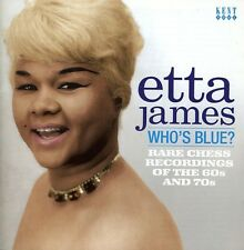 Etta James - Whos Blue: Rare Chess Recordings of the 60s & 70s [New CD] UK - Imp