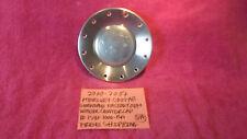 2000-2002 MERCURY COUGAR FACTORY WHEEL CENTER CAP # 1S81-1000-BA FREE SHIPPING