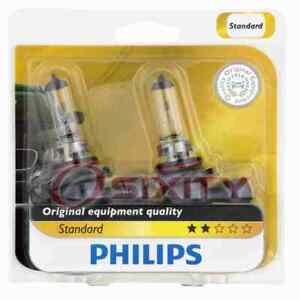 Philips Low Beam Headlight Bulb for Scion tC 2005-2008 Electrical Lighting tg