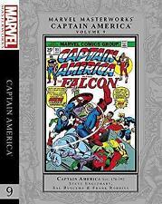 Marvel Masterworks: Captain America Vol. 9 by John Warner, Steve Englehart, Tony Isabella (Hardback, 2017)