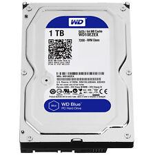 "HDD HARD DISK DISCO INTERNO 1TB WESTERN DIGITAL 3,5"" SATA III 3 CACHE 64MB 7200"