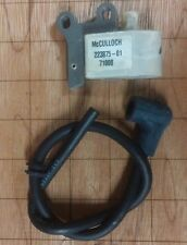 McCULLOCH PM610 650 TIMBERBEAR PM10-10S 800 805 DOUBLE EAGLE 80 COIL 223708