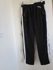 RD STYLE RDI TAPERED ANKLE PANTS #99W067N, BLACK, LRGE, NWOT $84